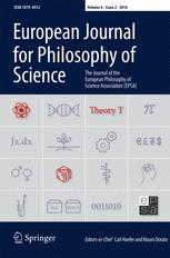 European Journal for Philosophy of Science Volume 6, Issue 2, May 2016