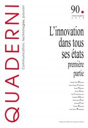 L'innovation dans tous ses états, Quaderni