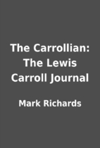 The Carrollian: The Lewis Carroll Journal