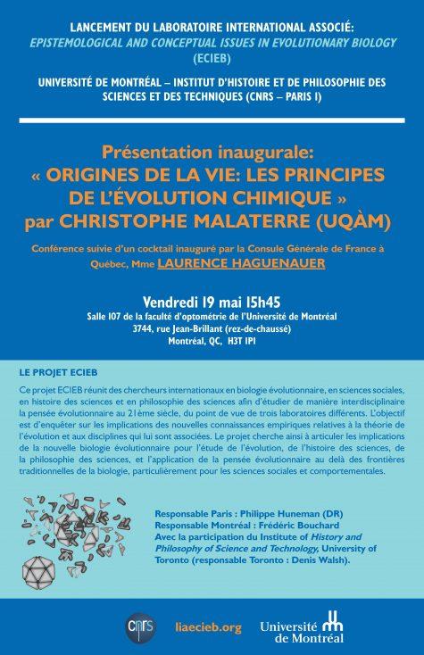 LIA-ECIEB_Lancement