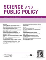 Science and Public Policy