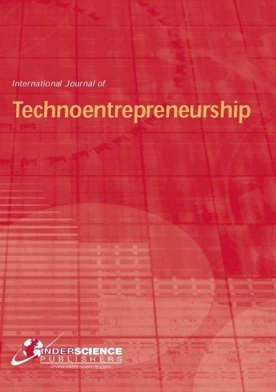 International Journal of Technoentrepreneurship